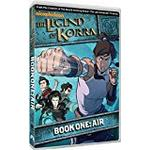 The Legend of Korra - Book One: Air [DVD]